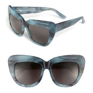 House of Harlow Blue Chelsea Sunglasses